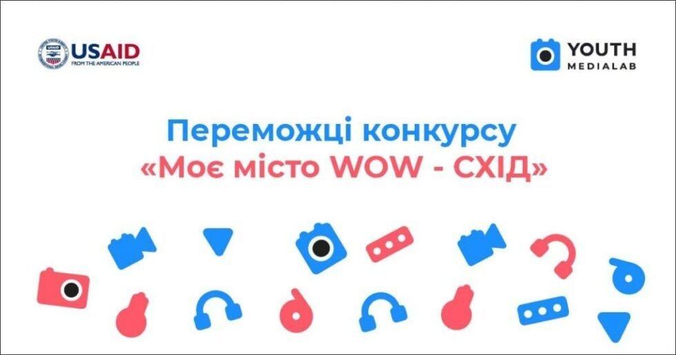Відеопроєкти переможців конкурсу