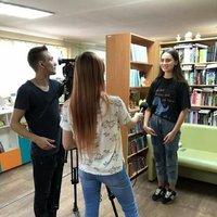 Дитяче телебачення Лозівського Будинку дитячої та юнацької творчості